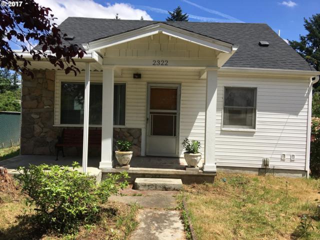 2322 SE 139TH Ave #1, Portland, OR 97233 (MLS #17383038) :: Stellar Realty Northwest