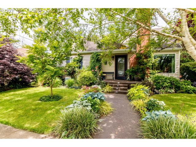 3595 SE Kelly St, Portland, OR 97202 (MLS #17385523) :: Matin Real Estate