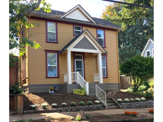 5622 SE Oak St, Portland, OR 97215 (MLS #17388668) :: Hatch Homes Group