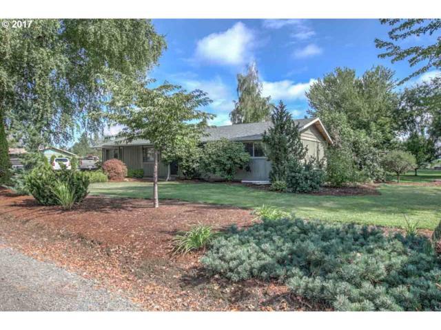 28408 S Needy Rd, Canby, OR 97013 (MLS #17391147) :: Beltran Properties at Keller Williams Portland Premiere