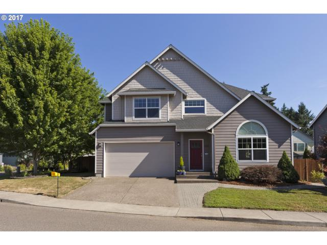 1366 NE 18TH Pl, Canby, OR 97013 (MLS #17391818) :: Beltran Properties at Keller Williams Portland Premiere