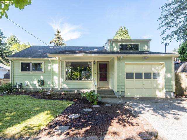 4511 SE 34TH Ave, Portland, OR 97202 (MLS #17393045) :: Hatch Homes Group
