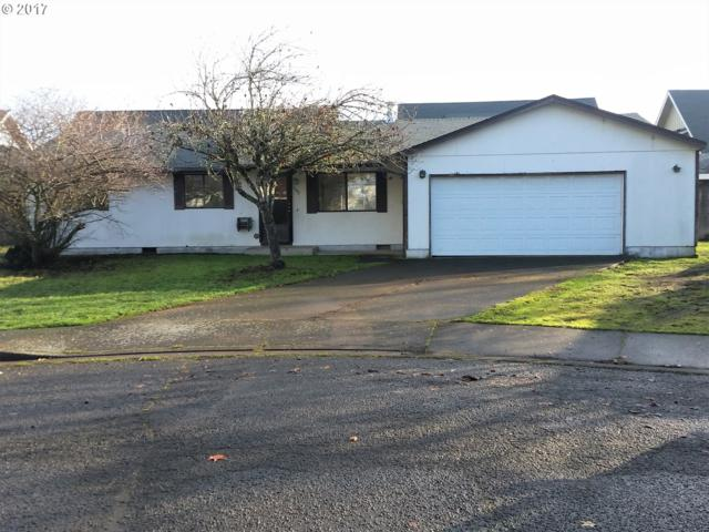 849 S 8TH Pl, Harrisburg, OR 97446 (MLS #17395545) :: Song Real Estate