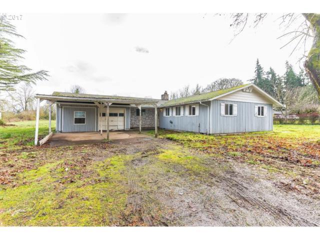 27350 S Gribble Rd, Canby, OR 97013 (MLS #17398902) :: Beltran Properties at Keller Williams Portland Premiere