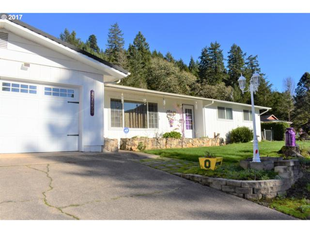 47659 W 2ND St, Oakridge, OR 97463 (MLS #17400471) :: Song Real Estate