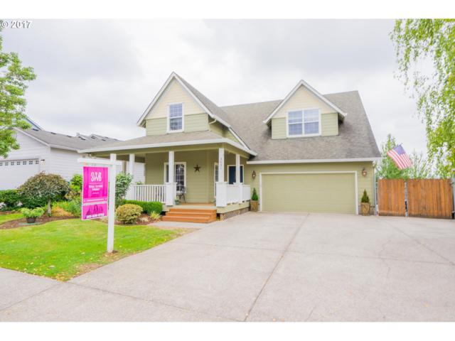 3631 NW Endicott St, Camas, WA 98607 (MLS #17402149) :: The Dale Chumbley Group