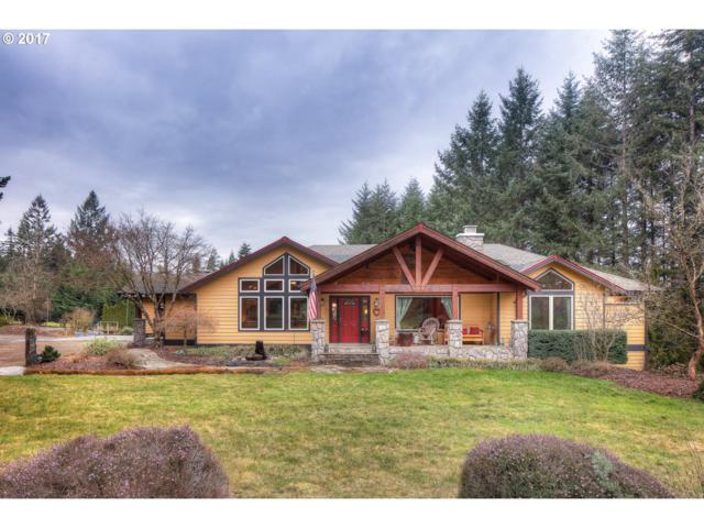 7010 NE 335TH St, La Center, WA 98629 (MLS #17407568) :: The Dale Chumbley Group