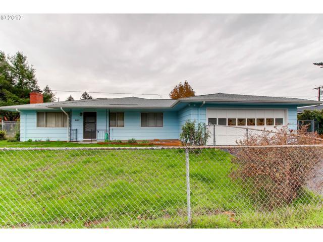 663 SE 175TH Pl, Portland, OR 97233 (MLS #17409387) :: TLK Group Properties