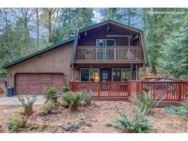 64887 E Pine Tree Way, Rhododendron, OR 97049 (MLS #17412512) :: Next Home Realty Connection