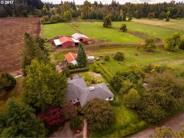 9724 S Alder Creek Ln, Canby, OR 97013 (MLS #17413804) :: Beltran Properties at Keller Williams Portland Premiere