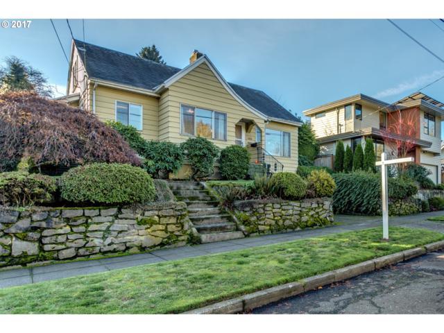 1436 SE Knapp St, Portland, OR 97202 (MLS #17414147) :: Hatch Homes Group