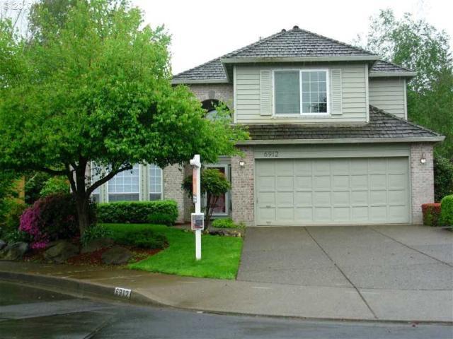 6912 SW Aldercrest Ct, Wilsonville, OR 97070 (MLS #17418994) :: Fox Real Estate Group