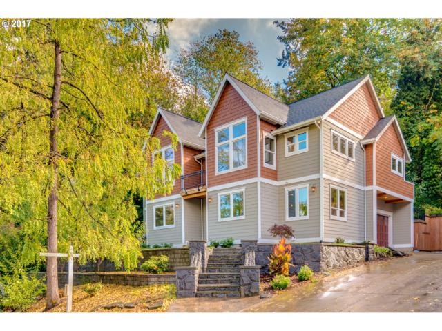 718 Maple St, Lake Oswego, OR 97034 (MLS #17420430) :: Hatch Homes Group