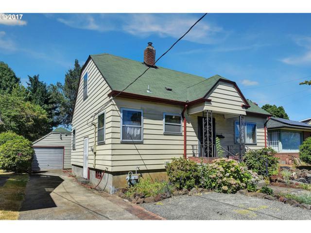 5035 SE Steele St, Portland, OR 97206 (MLS #17422201) :: Hatch Homes Group