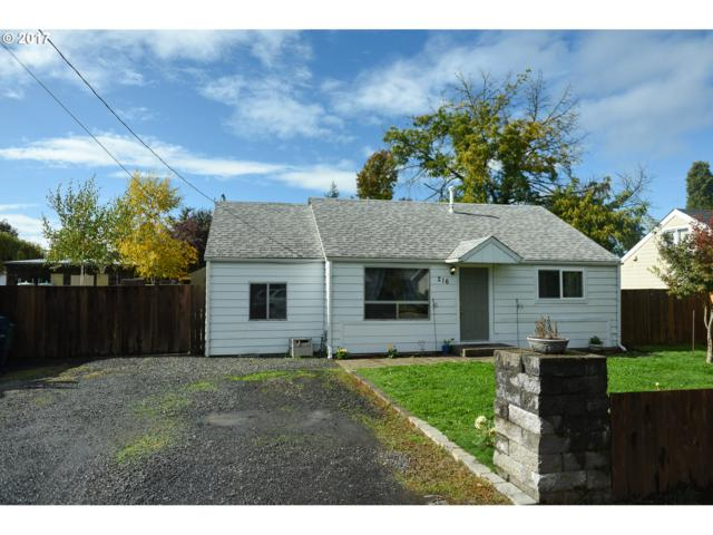 216 S 38TH St, Springfield, OR 97478 (MLS #17423751) :: The Reger Group at Keller Williams Realty