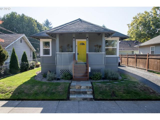 719 W 23RD St, Vancouver, WA 98660 (MLS #17430065) :: Matin Real Estate
