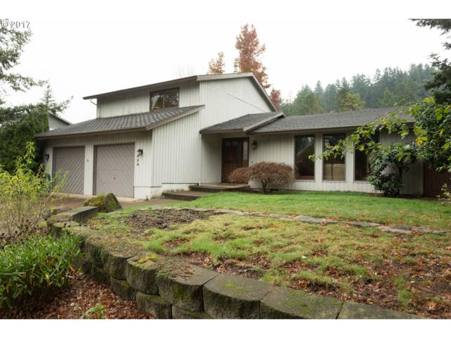 9630 SE Wessex Way, Happy Valley, OR 97086 (MLS #17430459) :: Matin Real Estate