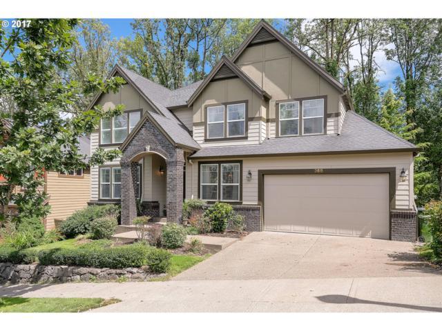 368 Fairway St, Newberg, OR 97132 (MLS #17433153) :: Fox Real Estate Group