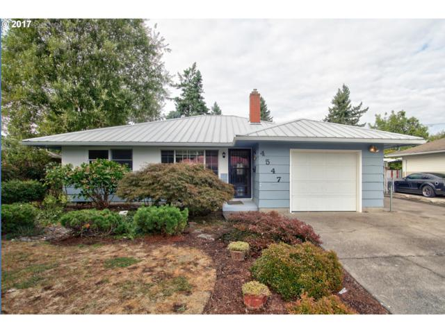 4547 SE Fieldcrest St, Milwaukie, OR 97222 (MLS #17435240) :: Craig Reger Group at Keller Williams Realty