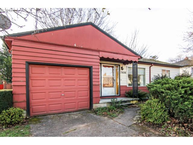7656 SE Madison St, Portland, OR 97215 (MLS #17448296) :: Hatch Homes Group