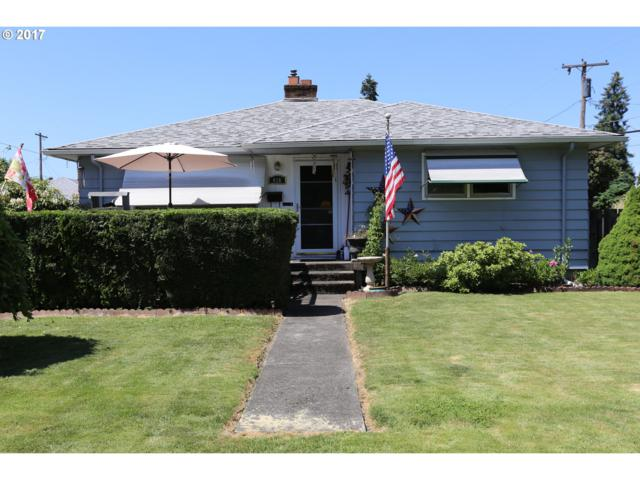 410 W Berkeley St, Gladstone, OR 97027 (MLS #17453232) :: Stellar Realty Northwest