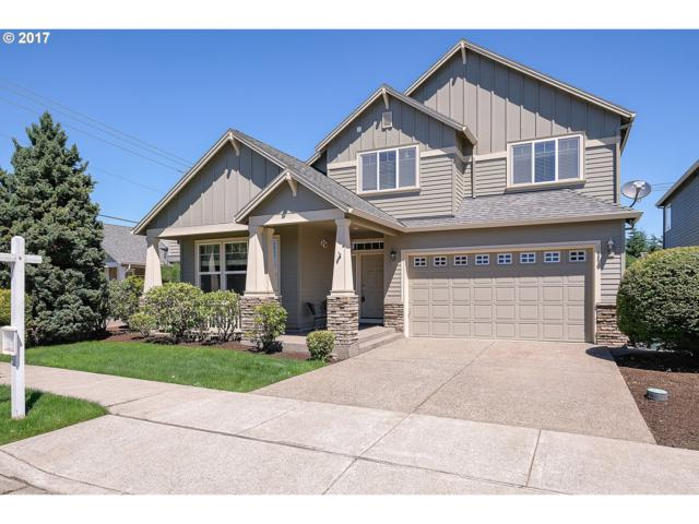 14673 NW Werner Ln, Portland, OR 97229 (MLS #17456076) :: Hatch Homes Group