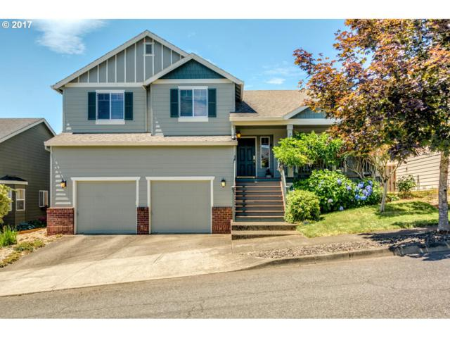 7527 SE 157TH Ave, Portland, OR 97236 (MLS #17463259) :: Craig Reger Group at Keller Williams Realty
