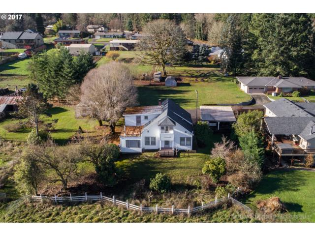 52460 Meacham Ln, Scappoose, OR 97056 (MLS #17464508) :: Premiere Property Group LLC