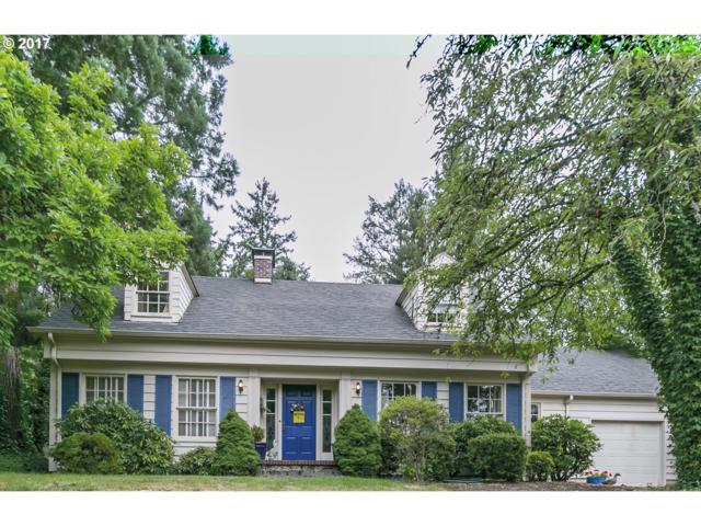 8065 SW Maple Dr, Portland, OR 97225 (MLS #17470779) :: Hatch Homes Group