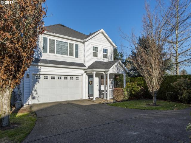 4443 NW Glenlakes Pl, Beaverton, OR 97006 (MLS #17476658) :: Next Home Realty Connection