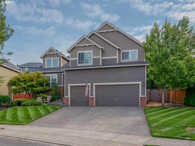 1022 NW Hoquiam Ct, Camas, WA 98607 (MLS #17478243) :: The Dale Chumbley Group