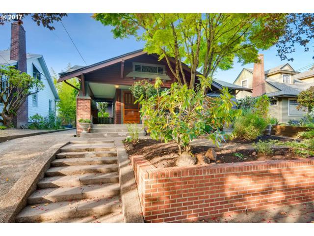 3245 SE Ankeny St, Portland, OR 97214 (MLS #17481194) :: Hatch Homes Group