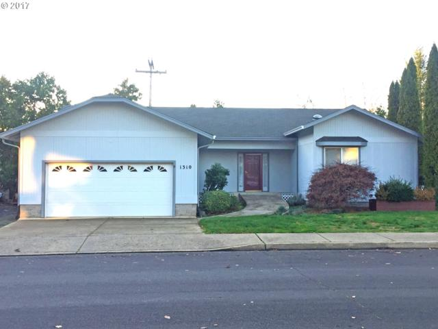 1310 NW Domenico Dr, Roseburg, OR 97471 (MLS #17483180) :: The Dale Chumbley Group