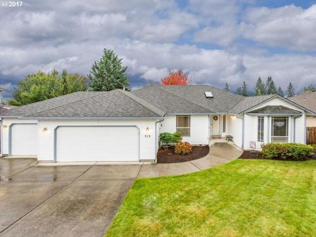313 NW 106TH St, Vancouver, WA 98685 (MLS #17492853) :: The Dale Chumbley Group