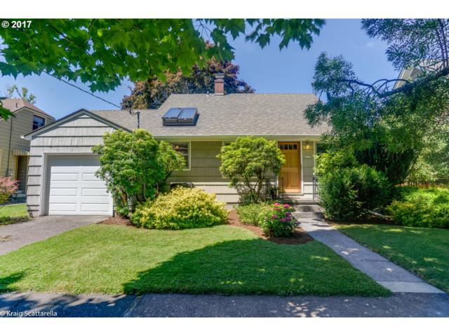 1717 SE 43RD Ave, Portland, OR 97215 (MLS #17494293) :: Craig Reger Group at Keller Williams Realty