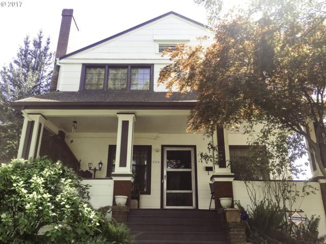 2424 SE Harrison St, Portland, OR 97214 (MLS #17494833) :: McKillion Real Estate Group