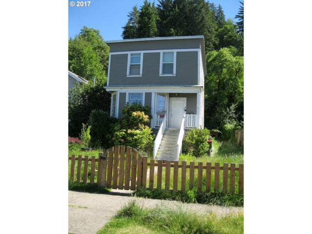 5023 Cedar St, Astoria, OR 97103 (MLS #17498044) :: R&R Properties of Eugene LLC