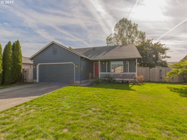15509 NE 90TH St, Vancouver, WA 98682 (MLS #17500999) :: Fox Real Estate Group