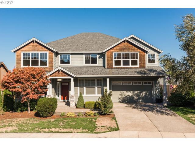 446 E 13TH Pl, Lafayette, OR 97127 (MLS #17501416) :: HomeSmart Realty Group Merritt HomeTeam