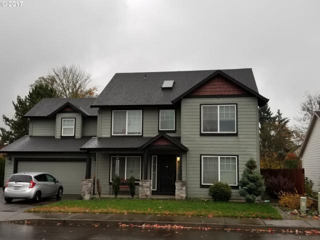 594 S Ponderosa St, Canby, OR 97013 (MLS #17501572) :: Beltran Properties at Keller Williams Portland Premiere