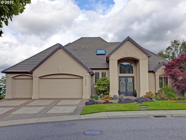 8403 NW Hazeltine St, Portland, OR 97229 (MLS #17502112) :: Hatch Homes Group