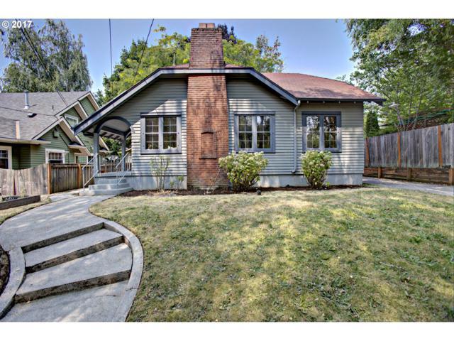 3811 SE Henry St, Portland, OR 97202 (MLS #17514905) :: Hatch Homes Group