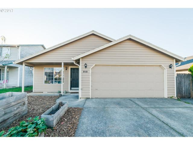 312 NW 16TH Ave, Battle Ground, WA 98604 (MLS #17518025) :: The Dale Chumbley Group
