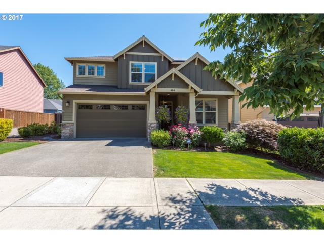 484 SW 140TH Ave, Beaverton, OR 97006 (MLS #17518993) :: Matin Real Estate