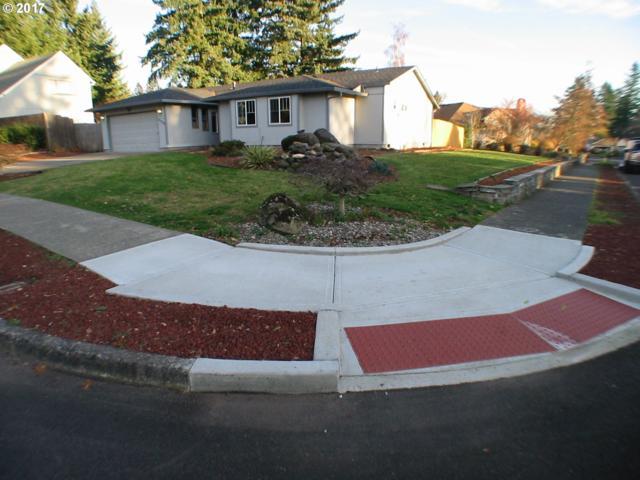 2707 SE 152ND Ave, Vancouver, WA 98683 (MLS #17520736) :: Portland Lifestyle Team