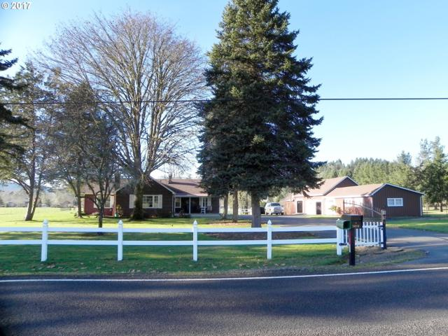 78316 Layng Rd, Cottage Grove, OR 97424 (MLS #17525378) :: Song Real Estate