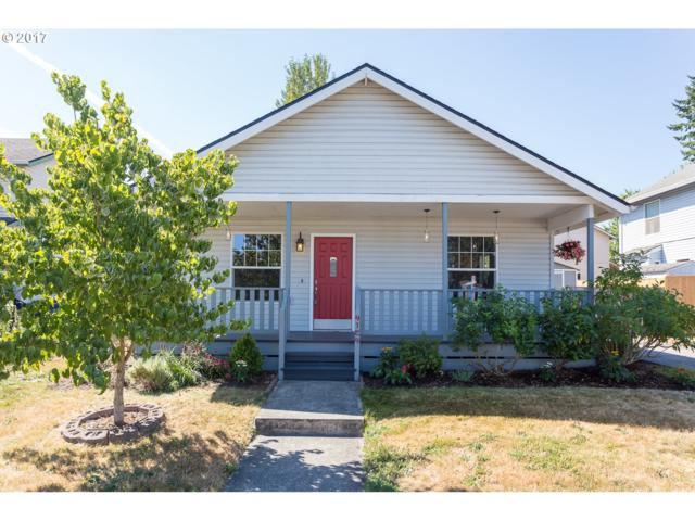 4124 N Foss Ct, Portland, OR 97203 (MLS #17525536) :: Hatch Homes Group