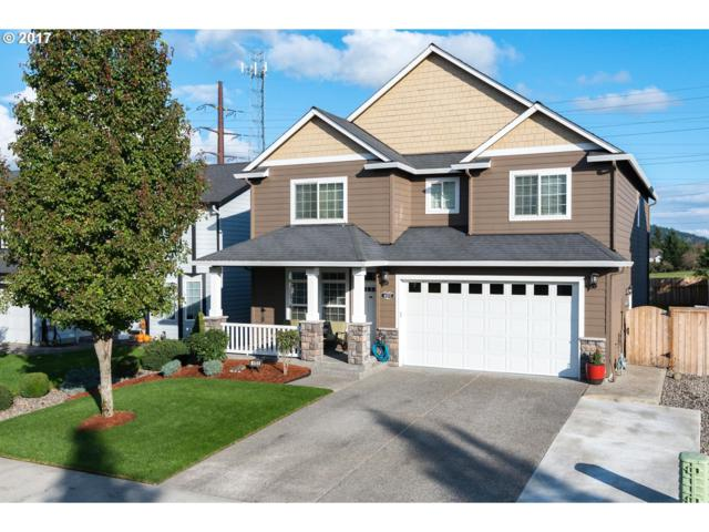 4105 NE 166TH Ave, Vancouver, WA 98682 (MLS #17526677) :: The Dale Chumbley Group