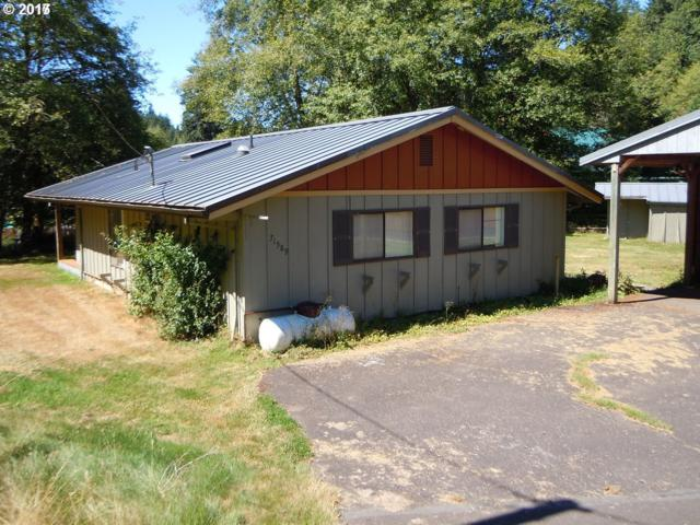 71589 Fishhawk Rd, Birkenfeld, OR 97016 (MLS #17527061) :: The Dale Chumbley Group