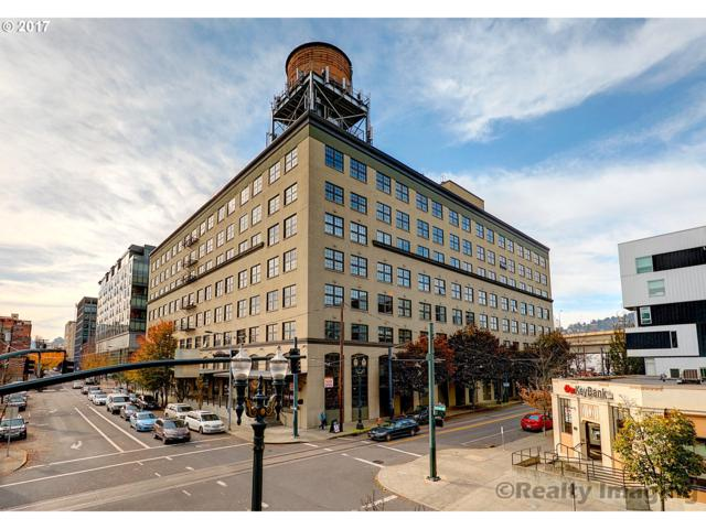 1420 NW Lovejoy St #703, Portland, OR 97209 (MLS #17527084) :: Change Realty